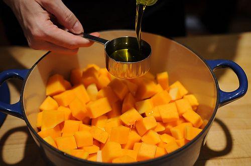 Butternut Squash Purée