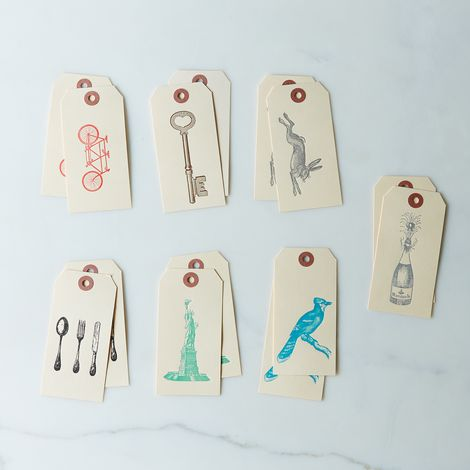 Gift Tags (Set of 14)