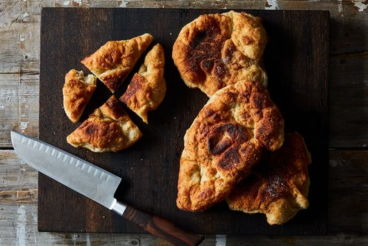 (Nothing Better Than This) Fried Pizza Dough