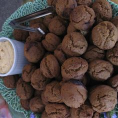(Not Your Mother's) Savory Gingersnaps