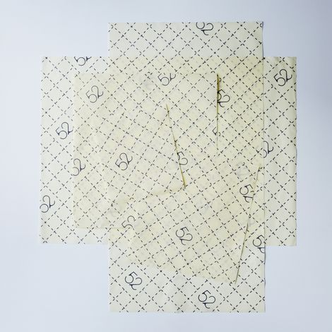 Food52 x Bee's Wrap Windowpane Print