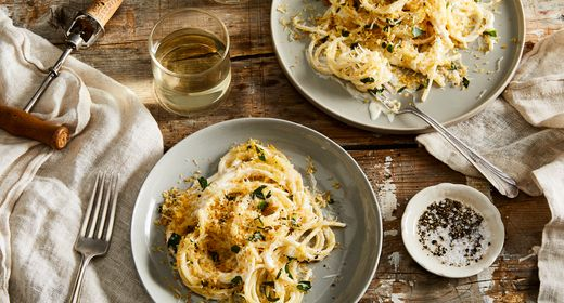 Your Best Pantry Pasta