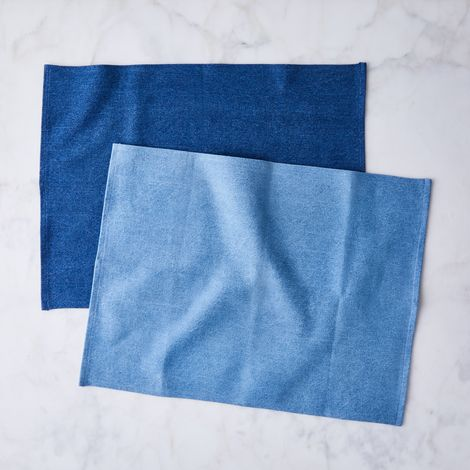 Denim Placemats (Set of 2)