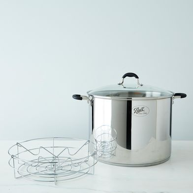 Stainless Steel Water Bath Canner & Stockpot, 21 QT