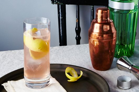 Bowie Knife Cocktail