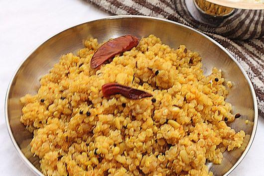 Instant Pot Quinoa Khichdi