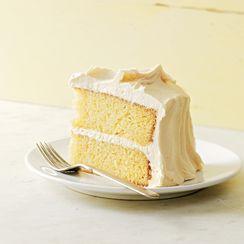 Vanilla Cake (+ Confetti Cake Variation)