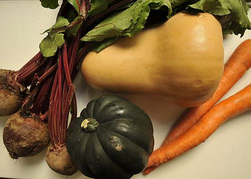 Your Best Autumn Vegetable Puree