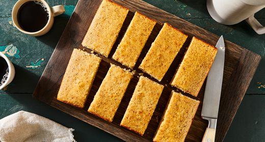 Your Best Snacking Cake