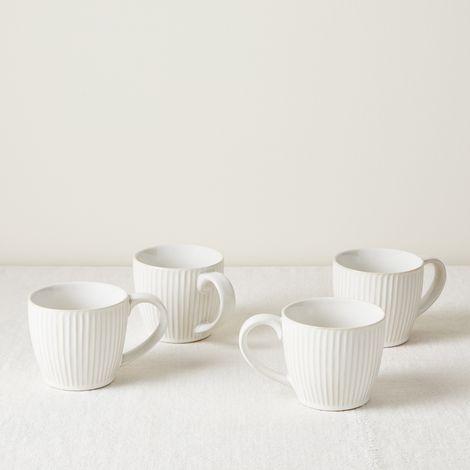 Five Two Stoneware Mug (Set of 4)