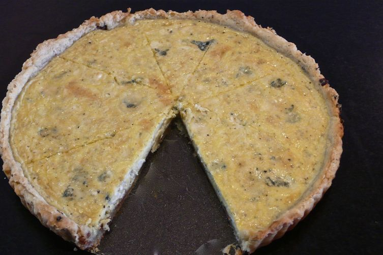 Blue Cheese Tart