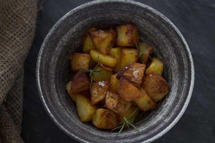 Roast Potatoes (patatine al forno)