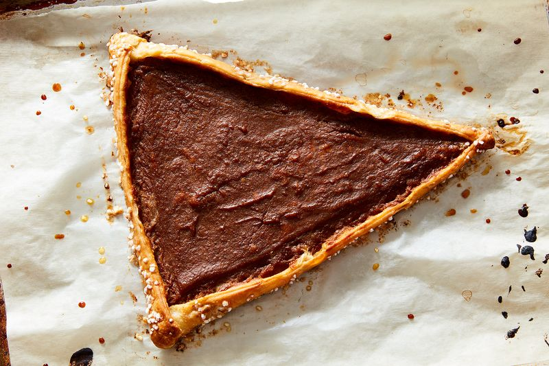 Pumpkin galette: An easy-peasy pumpkin pie alternative.