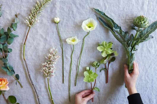 For Longer Lasting Flowers, Trim Them Like This