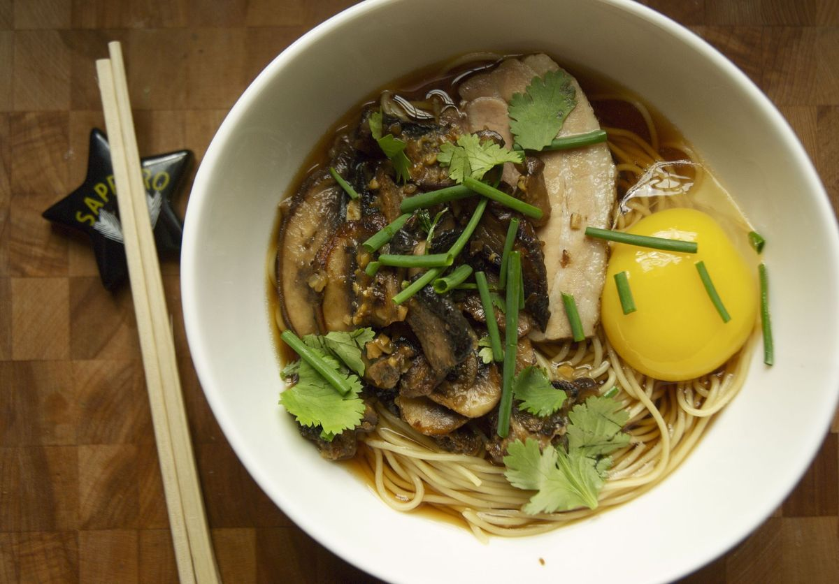 How To Make Ramen At Home Japanese Food Recipes
