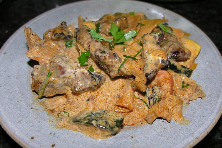Rustic Cauliflower Noodles