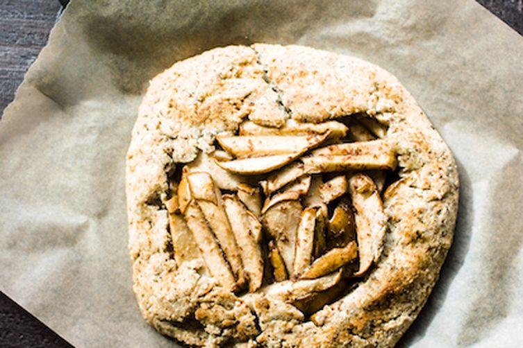 Gluten-Free Pear Galette