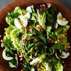Jeffrey Alford and Naomi Duguid's Luang Prabang Fusion Salad