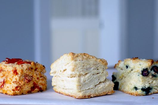 Learn This Basic Biscuit Formula; Turn It Red, White, and Blue