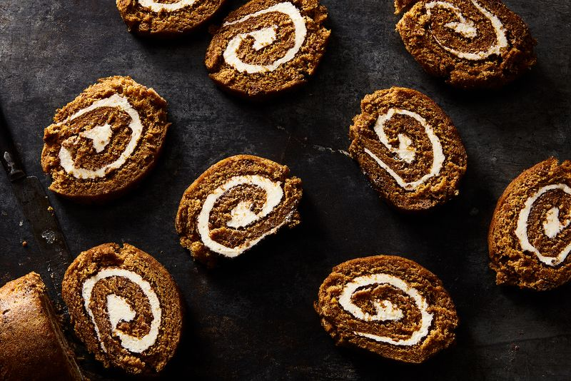 Sweet (potato) swirls.