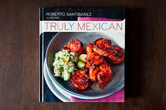 The technique comes from Roberto Santibañez' Truly Mexican , a ...