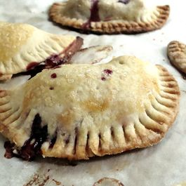 Sweet Cherry Hand Pies