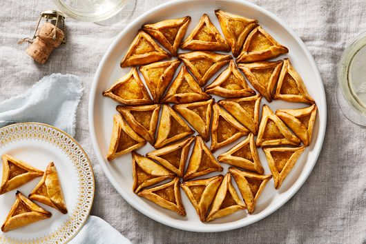 """These Luscious Spiced Pineapple Tarts Translate to """"Come Here, Wealth!"""""""