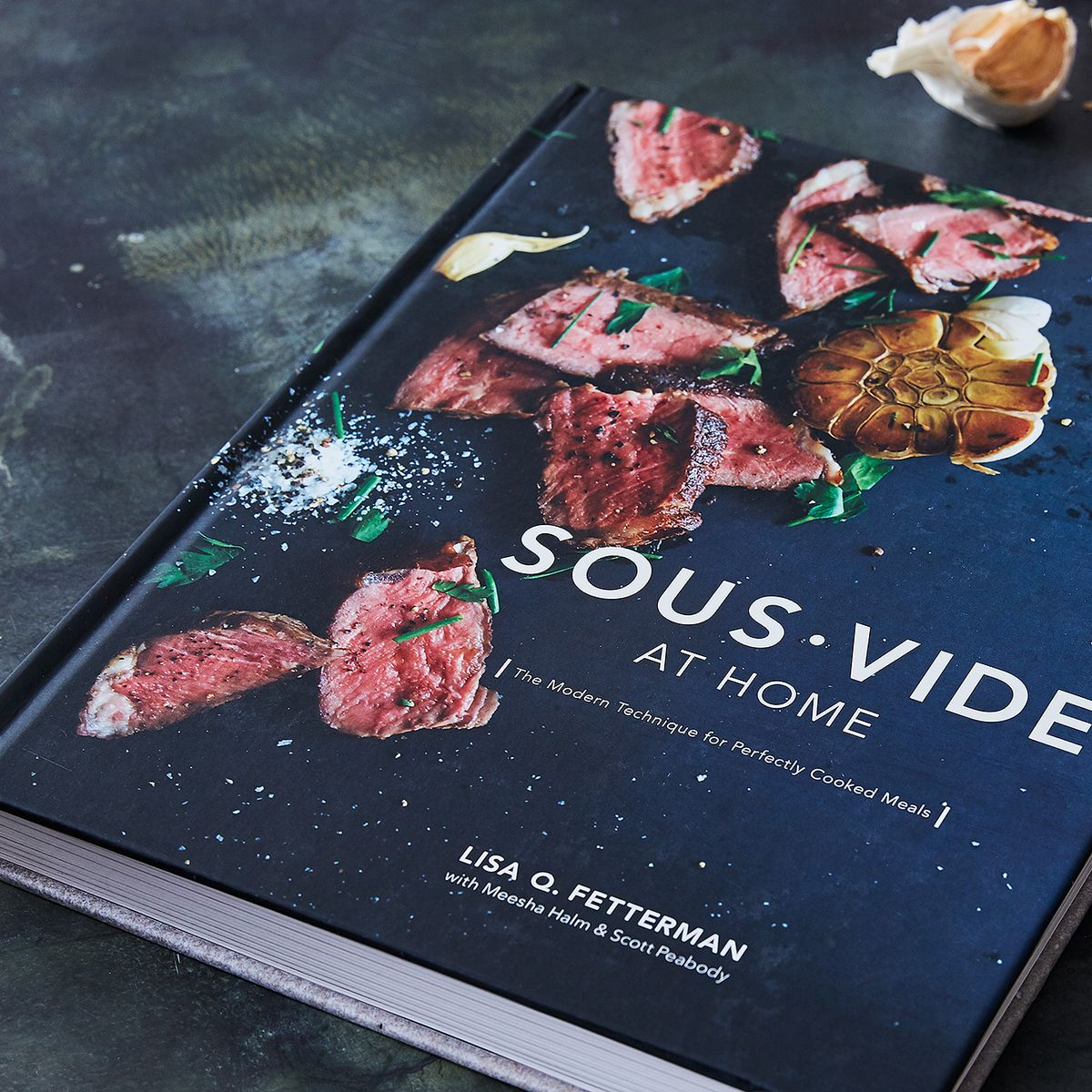 sous vide cookbook the modern technique and simple recipes for perfect cooking