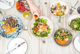 What Does Wellness Look Like for a Busy L.A. Restaurant Owner?