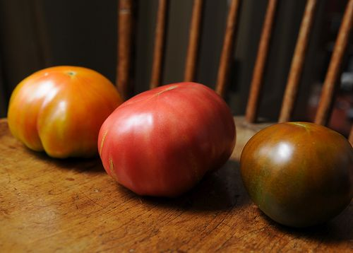 Your Best Recipe Using Heirloom Tomatoes