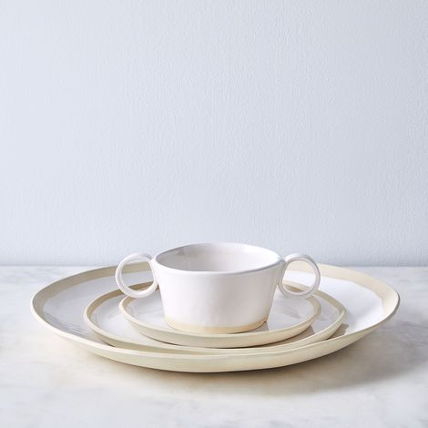 Handmade Simple Edge Dinnerware