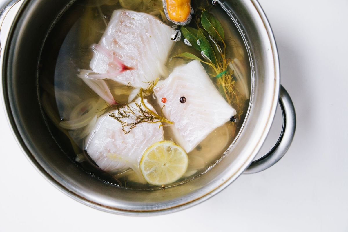 how to poach fish dinner ideas ForHow To Poach Fish