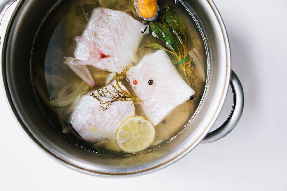 how to poach fish dinner ideas