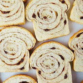 Raisin Swirl Bread