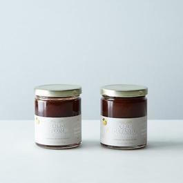 Shiro Plum & Apple Caramel Preserve Duo