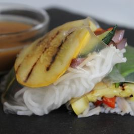 F4d0a9b5 d57b 4a9b b4a4 b7f19bcbbb95  t grilled vegetable summer roll