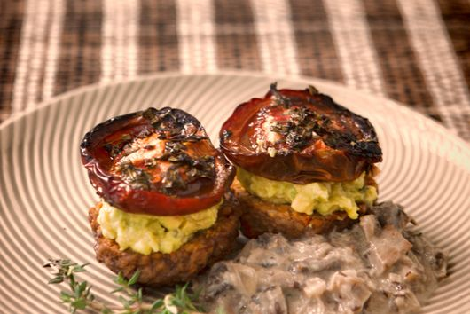 Grain Free Burgers Without A Recipe