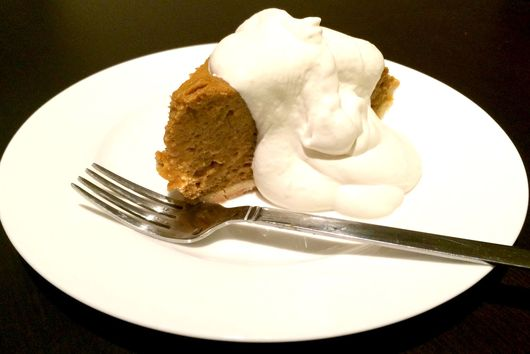 Margaret Main's Pumpkin Chiffon Pie