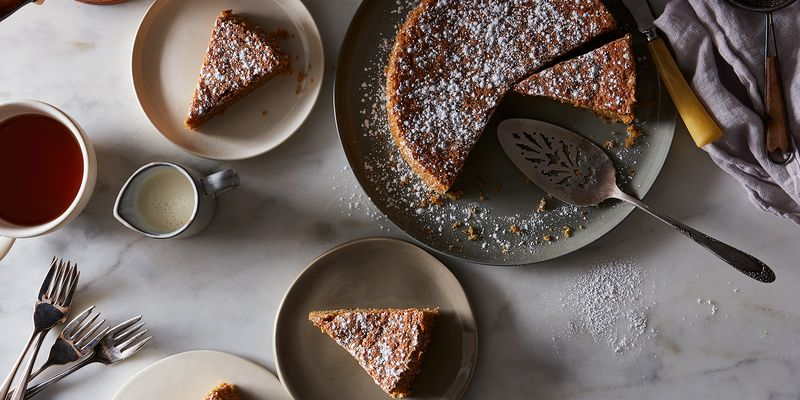 The best flour you haven't heard of (and brown butter genoise)