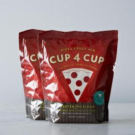 Cup4Cup Gluten Free Pizza Flour (2 bags)