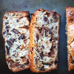 One Banana Bread for Chocolate Lovers, One for Caramel Fanatics