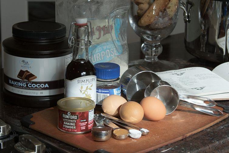 Joy of Chocolate Biscotti