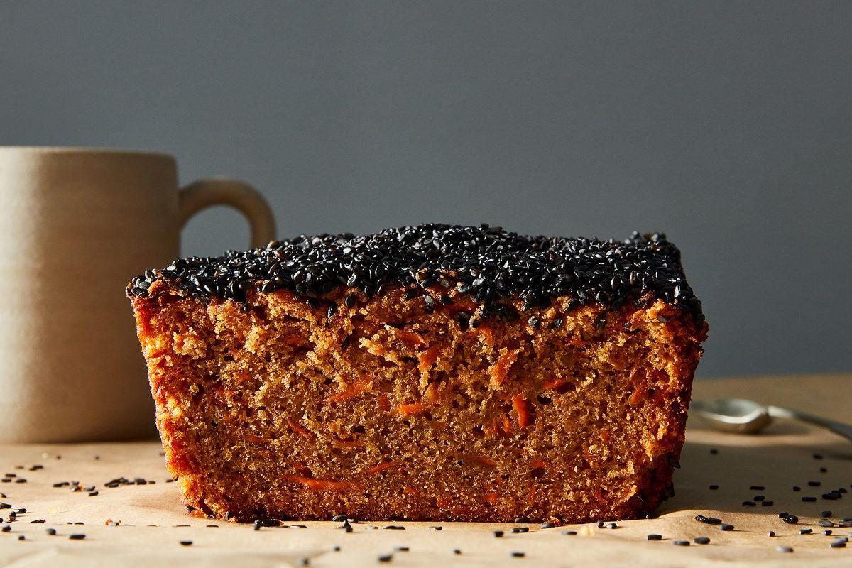 Apple And Ginger Loaf Cake