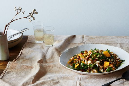 The Secret Weapon All Your Grain Salads Need