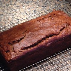 Vegan Caramelized Banana Bread