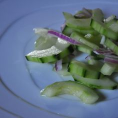 Vietnamese Cucumber Salad