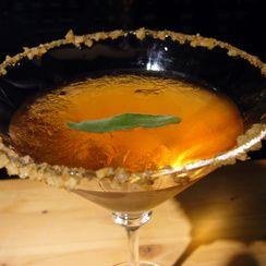Butternut-Sage Martini