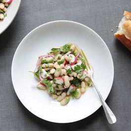 White Bean Salad with Tarragon
