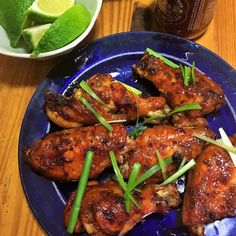 Thai Pantry Wings