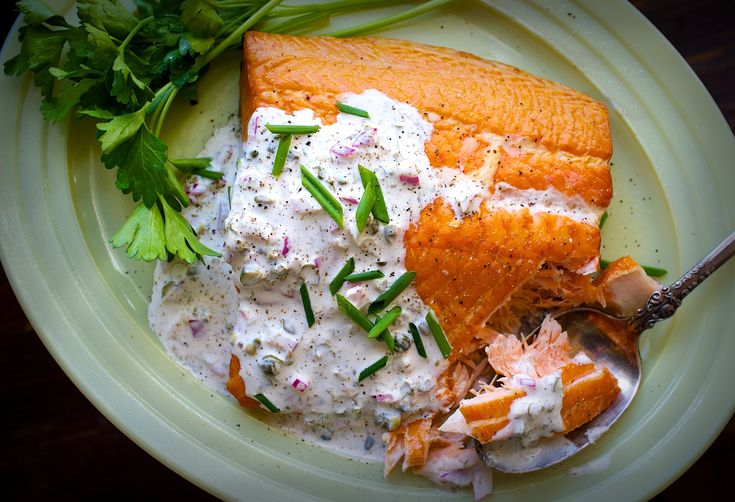 The Best, 5-Minute Smoked Salmon Appetizer